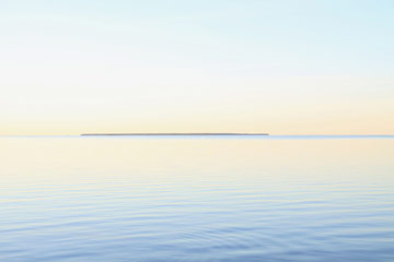 Fotokunst: 181 - Michigan Lake 2